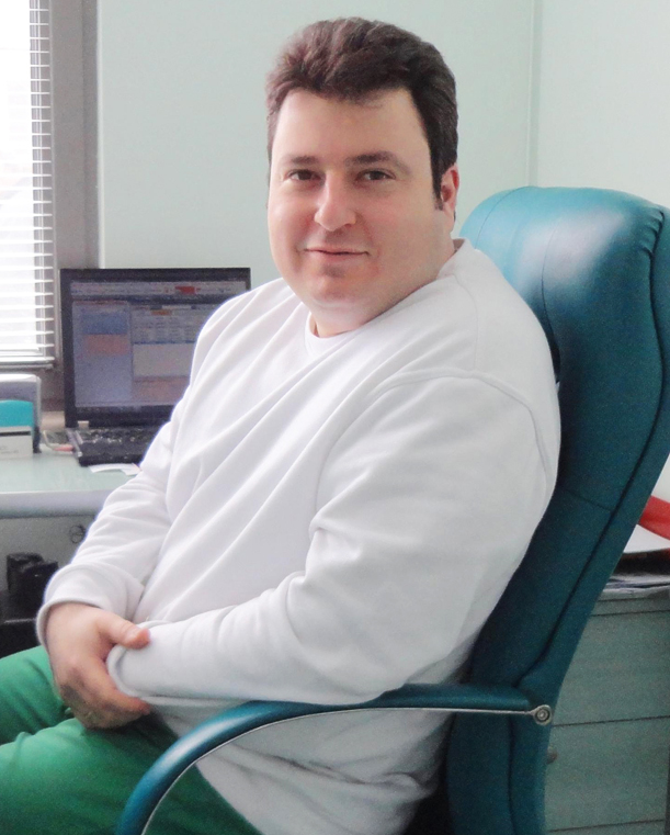 д-р Александър Желязов
